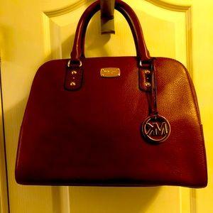 New MK Handbag large Duffel - Dome Satchel